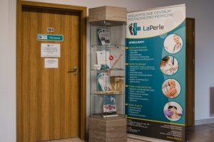 Recepcja Wielkopolskie Centrum Podologiczno-Medyczne Konin Turek